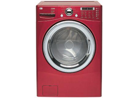 LG - WM2487HRMA - Front Load Washing Machines