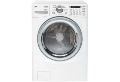 LG - WM2487HWM - Front Load Washing Machines