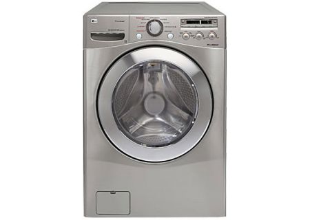 LG - WM2501HVA - Front Load Washing Machines