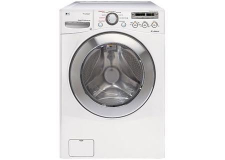 LG - WM2501HWA - Front Load Washing Machines