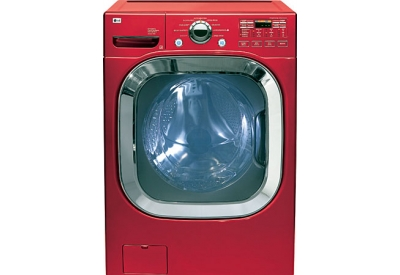 LG - WM2601HR - Front Load Washing Machines