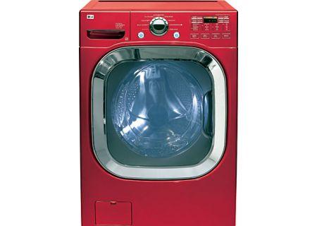LG - WM2601HR - Front Load Washing Machines