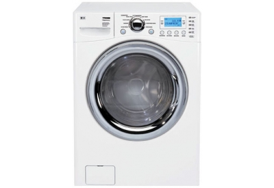 LG - WM2688HWM - Front Load Washing Machines