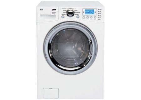 LG - WM2688HWM - Front Load Washing Machines