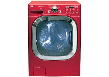 LG - WM2801HRA - Front Load Washing Machines