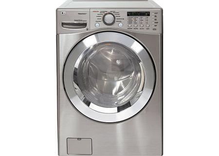 LG - WM2901GS - Front Load Washing Machines