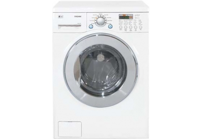 LG - WM3431W - Front Load Washing Machines