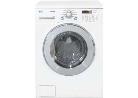 LG - WM3431W - Front Load Washing Machines