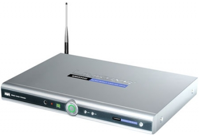 Linksys - WMCE54AG - Networking Accessories