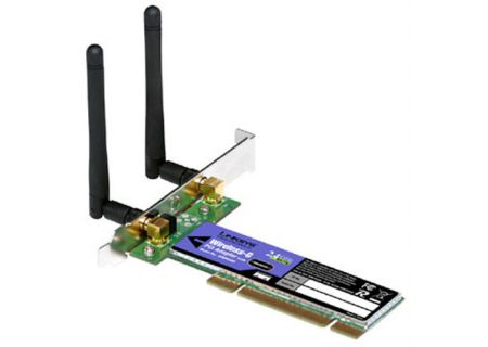 Linksys - WMP54GR - Networking Accessories