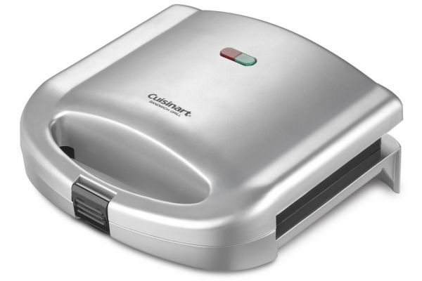 Large image of Cuisinart Electric Sandwich Grill - WMSW2N