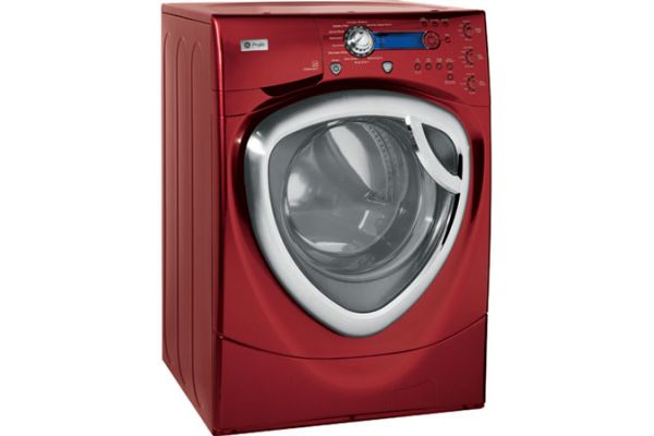 GE Red Profile Series Colossal Capacity Frontload Washer - WPDH8800JMV