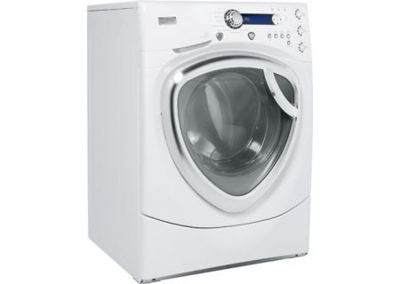 GE - WPDH8800JWW - Front Load Washing Machines