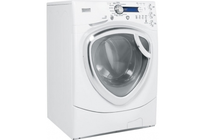 GE - WPDH8900JWW - Front Load Washing Machines