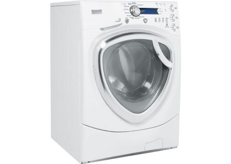 GE - WPDH8900JWW - Front Load Washing Machines