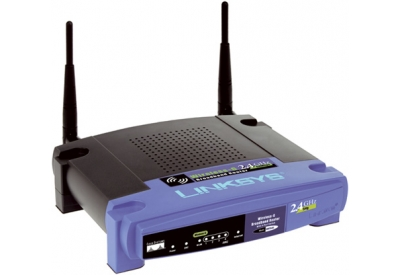 Linksys - WRT54G - Wireless Routers