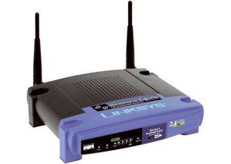 Linksys - WRT54G - Wireless Routers