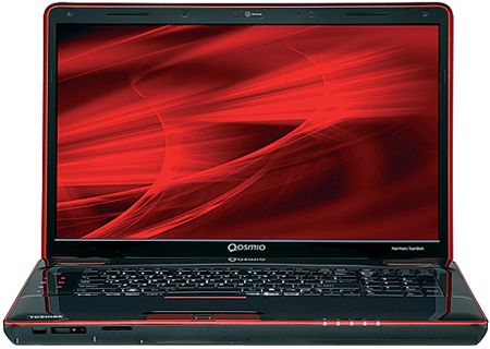 Toshiba - X505-Q850 - Laptops & Notebook Computers