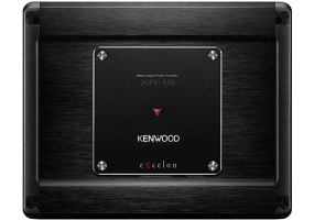 Kenwood - XR-1S - Car Audio Amplifiers