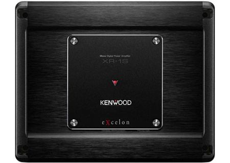 Kenwood Excelon Class D Mono Power Digital Amplifier - XR-1S