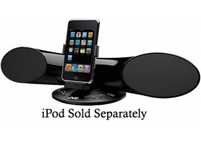 JVC - XS-SR3J - iPod Audio Stations