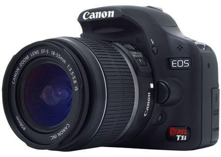 Canon - XT1IREB1855 - Digital Cameras