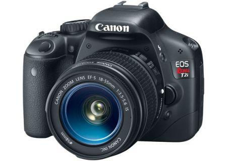 Canon - XT2IREB1855 - Digital Cameras