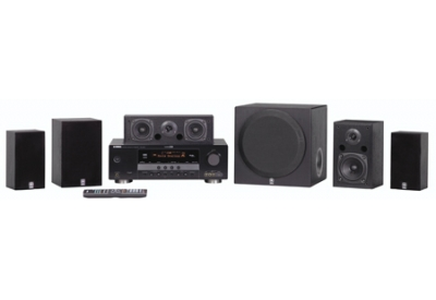 Yamaha - YHT-390BL - Home Theater Systems