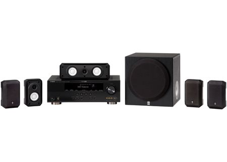 Yamaha - YHT-391 - Home Theater Systems