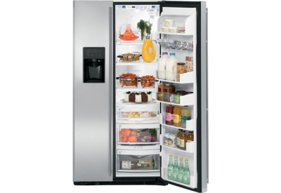 Monogram - ZFSB25DXSS - Side-by-Side Refrigerators