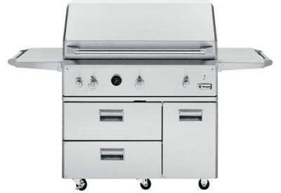 GE Monogram - ZGG420NCPSS - Natural Gas Grills