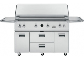 GE Monogram - ZGG540NCPSS - Natural Gas Grills