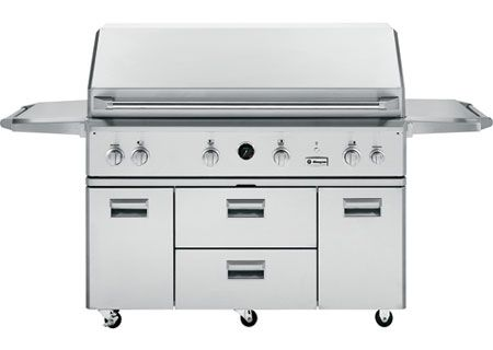 Monogram - ZGG540NCPSS - Natural Gas Grills
