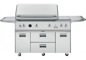GE Monogram - ZGG542NCPSS - Natural Gas Grills