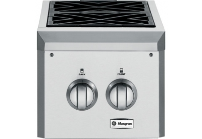 Monogram - ZGU122NPSS - Grill Side Burners