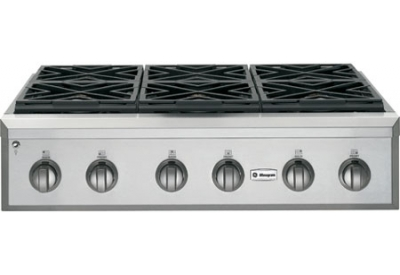 GE Monogram - ZGU366NPSS - Gas Cooktops