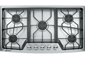GE Monogram - ZGU385LSMSS - Gas Cooktops