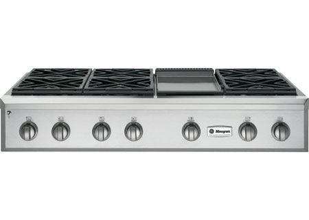 Monogram - ZGU486LDPSS - Gas Cooktops