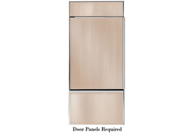 Monogram - ZIC360NXLH - Built-In Bottom Mount Refrigerators