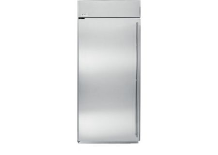 Monogram - ZIFS360NXLH - Upright Freezers