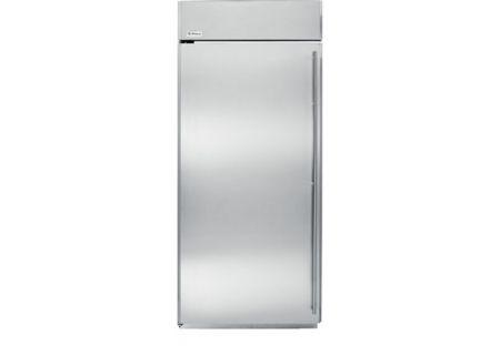 Monogram - ZIFS360NXLH - Upright Freezers
