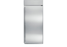 GE Monogram - ZIFS360NXRH - Upright Freezers