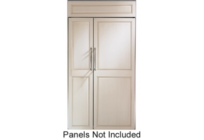 Monogram - ZIS420NX - Built-In Side-By-Side Refrigerators