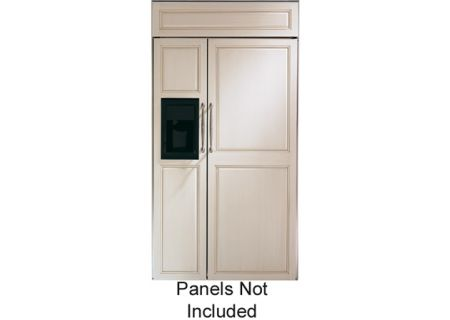 Monogram - ZISB420DX - Built-In Side-by-Side Refrigerators