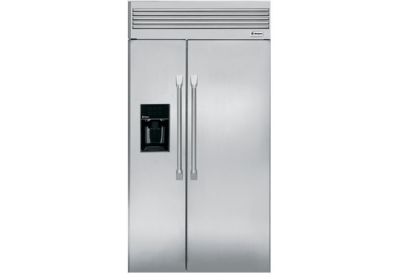 GE Monogram - ZISP420DTSS - Built-In Side-By-Side Refrigerators