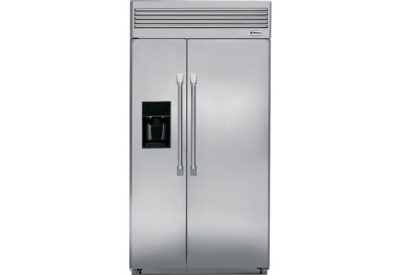 GE Monogram - ZISP420DXSS - Built-In Side-By-Side Refrigerators