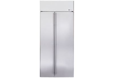 GE Monogram - ZISS360NXSS - Built-In Side-By-Side Refrigerators