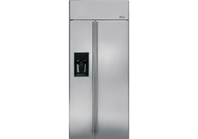 GE Monogram - ZISS360DXSS - Built-In Side-By-Side Refrigerators