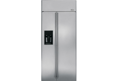 Monogram - ZISS360DXSS - Built-In Side-by-Side Refrigerators