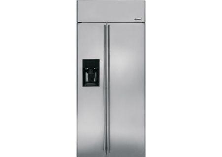Monogram - ZISS360DXSS - Built-In Side-by-Side Refrigerators